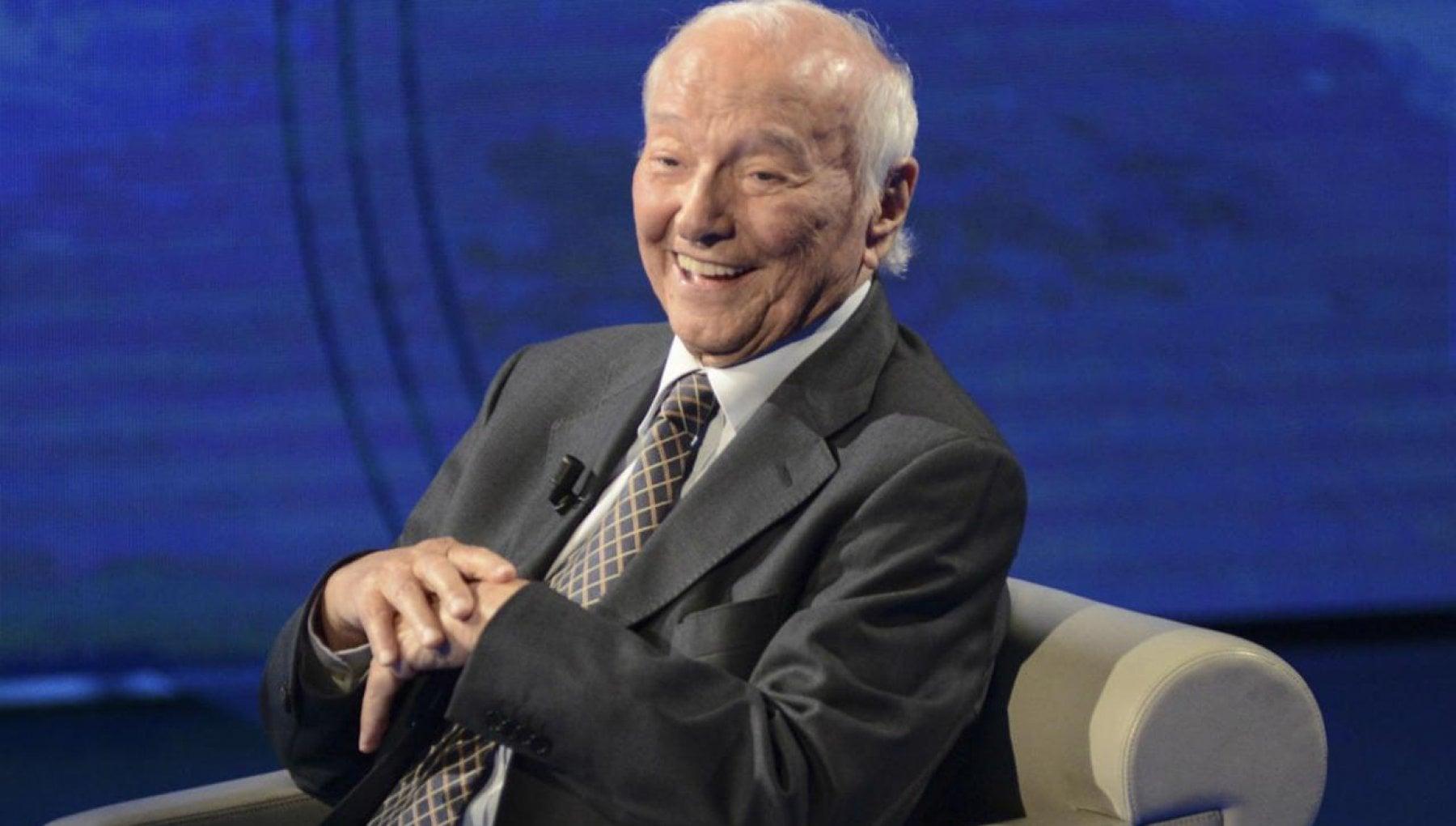 Piero Angela compie 92 anni Mi sento ancora un giovanotto