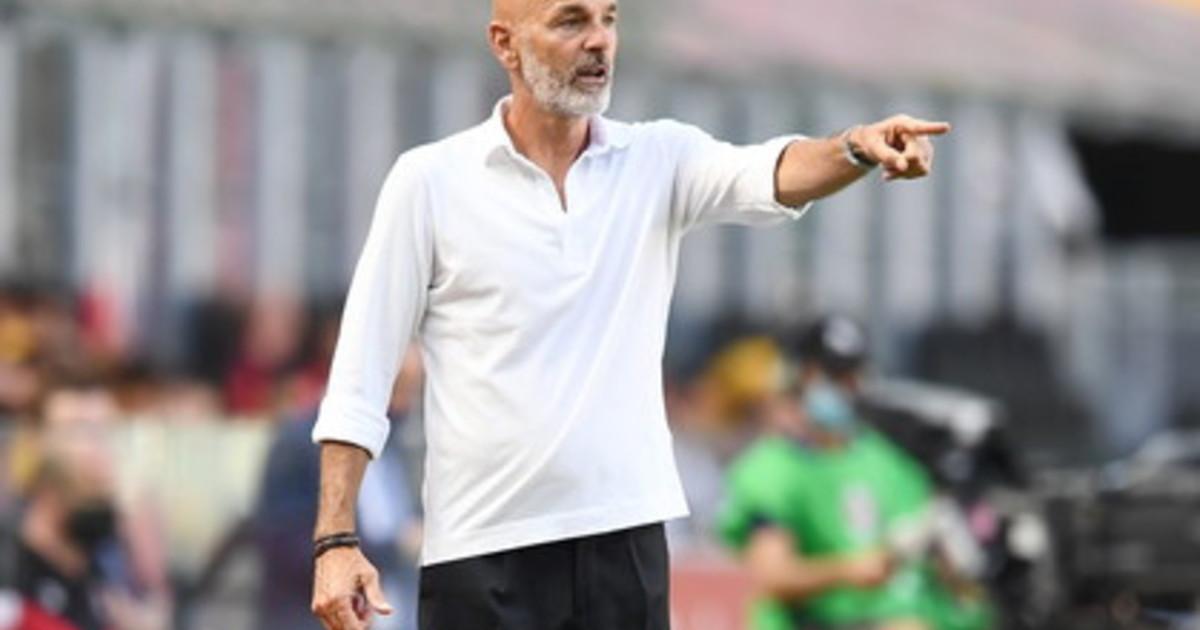 Pioli Scudetto Juve e Inter favorite ma conti alla fine