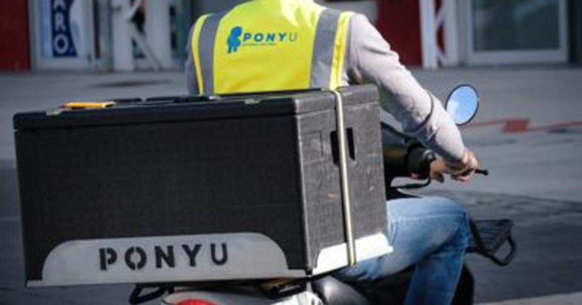 PonyU il corriere urbano dellultimo miglio che aiuta negozi di prossimita