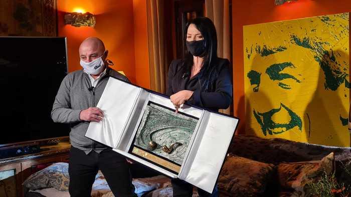 Premio Bearzot a Paolo Rossi la moglie Avrebbe pianto