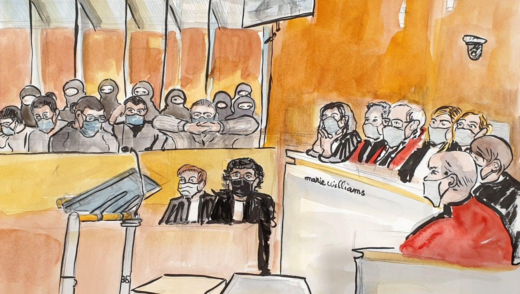 Processo Charlie Hebdo 30 anni di carcere al complice dei killer