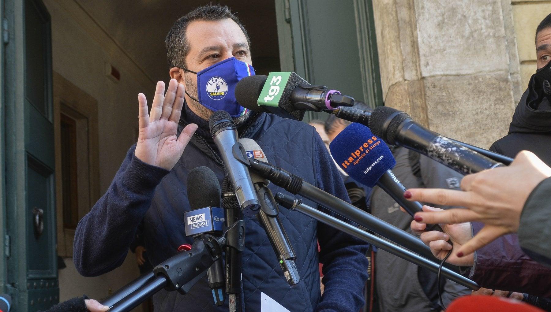 Quella visita di Salvini allambasciata Usa e il duello aperto con Meloni per la leadership del centrodestra