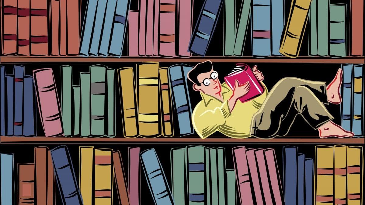 Quello che i libri per fortuna non fanno