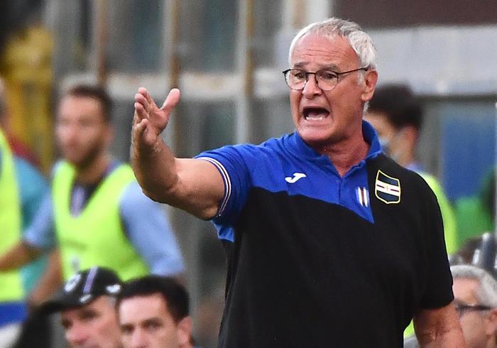 Ranieri Contro il Napoli serve una Samp con passione