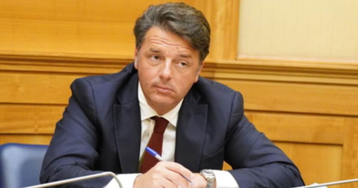 Recovery Fund Renzi Conte si fermi basta metodi sprezzanti
