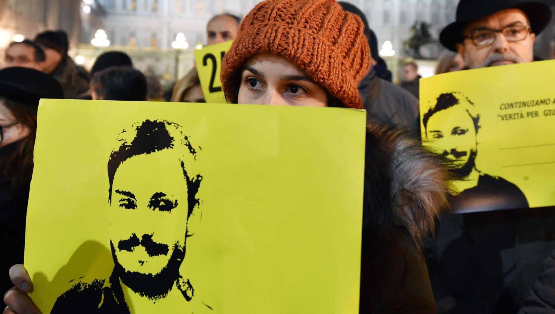Regeni la procura di Roma chiude linchiesta quattro 007 egiziani verso il processo