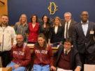Riforma dello Sport esulta Giusy Versace Si aprono le porte dei gruppi sportivi agli atleti paralimpici anche grazie alla mia proposta di legge