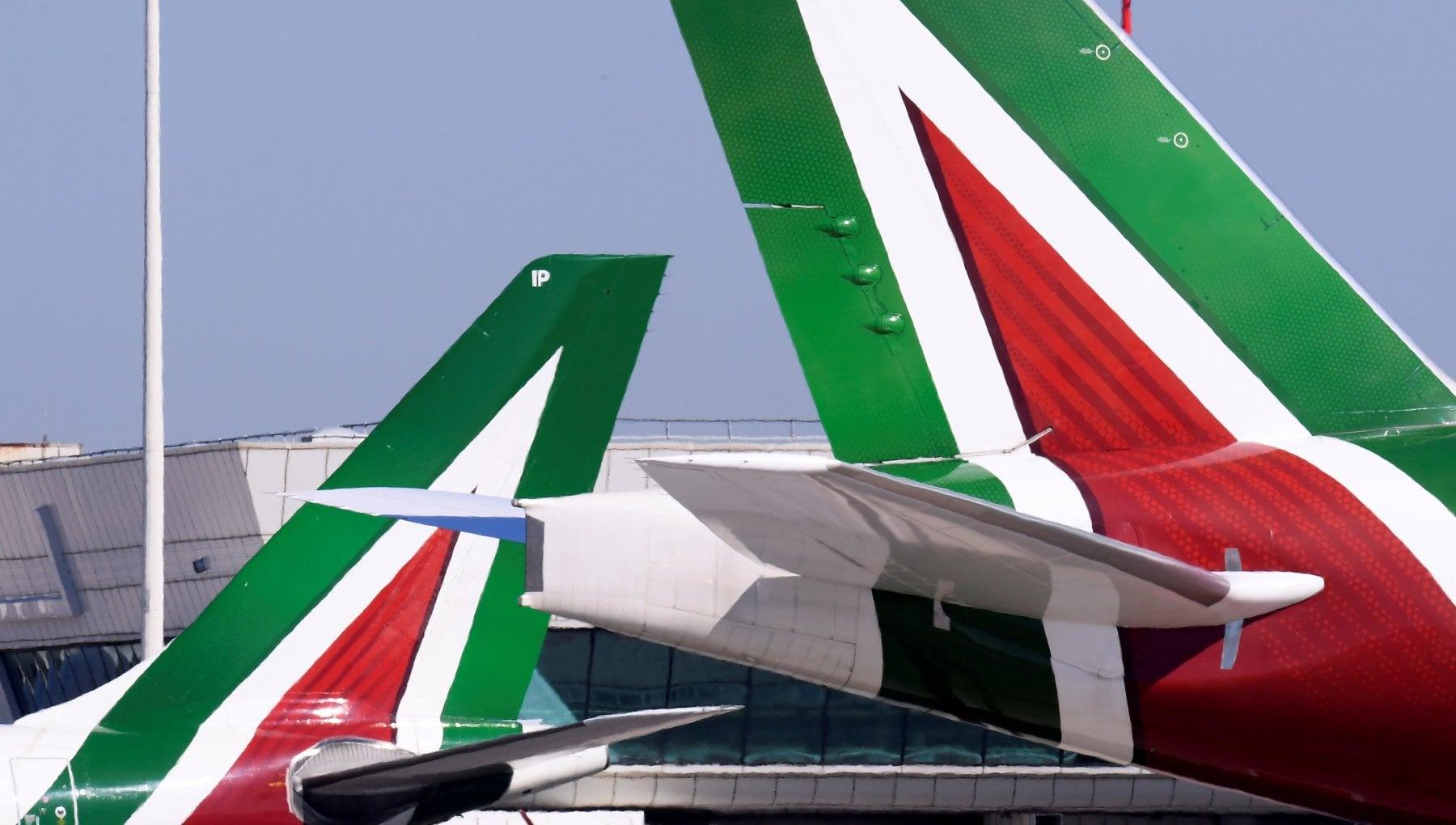 Roma atterrato a Fiumicino il primo volo Covid tested da New York
