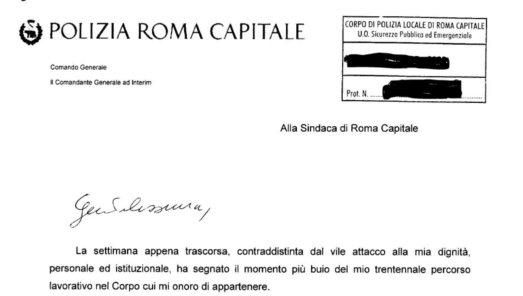 Roma il documento. Attacco vile. E Raggi sapeva tutto ecco il jaccuse di Stefano Napoli il comandante dei vigili urbani dimissionario