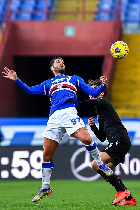 Samp Candreva non convocato Ranieri vuole di piu da lui