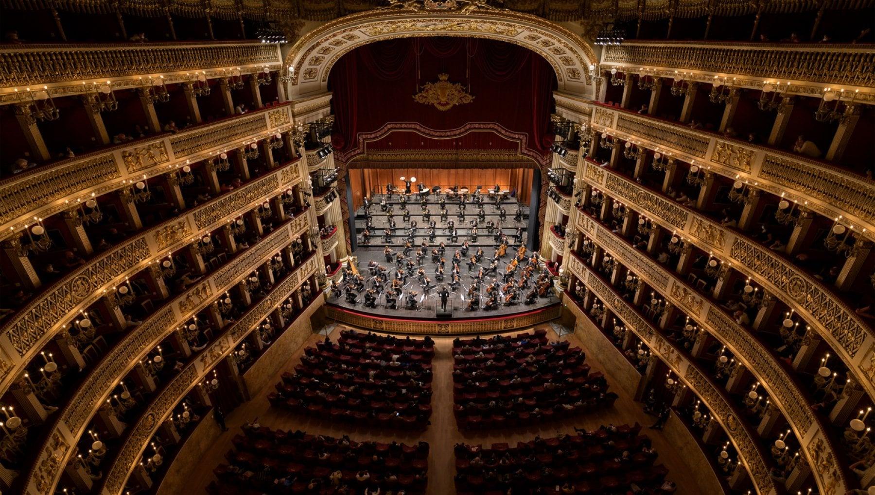 San Carlo e Repubblica concerto di Natale e Gala di Capodanno su Mymovies.it biglietti a 1 euro