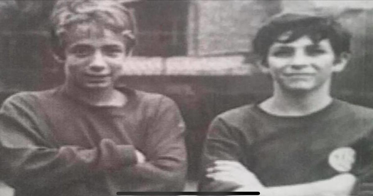 Sapete chi e il ragazzino vicino a Paolo Rossi. Amatissimo e sfortunato il dramma dietro questa foto