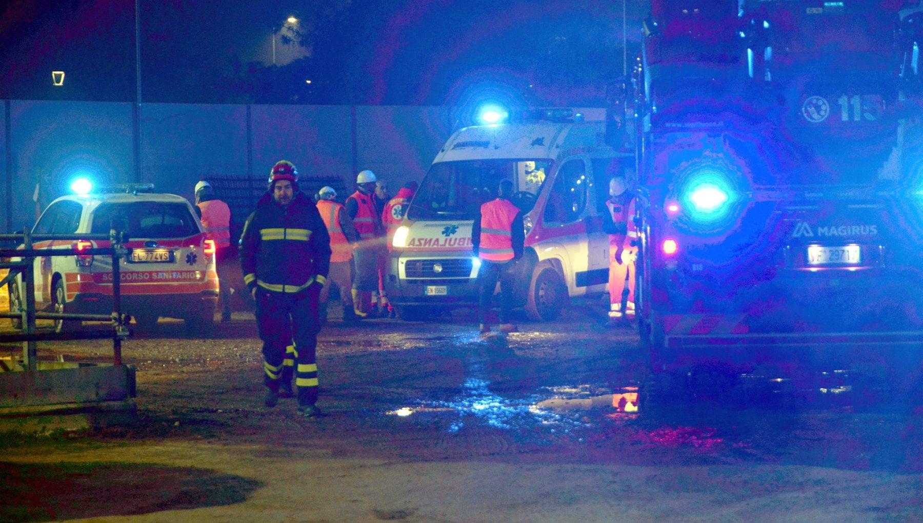 Sassari incidente sul lavoro muore folgorato un vigile del fuoco