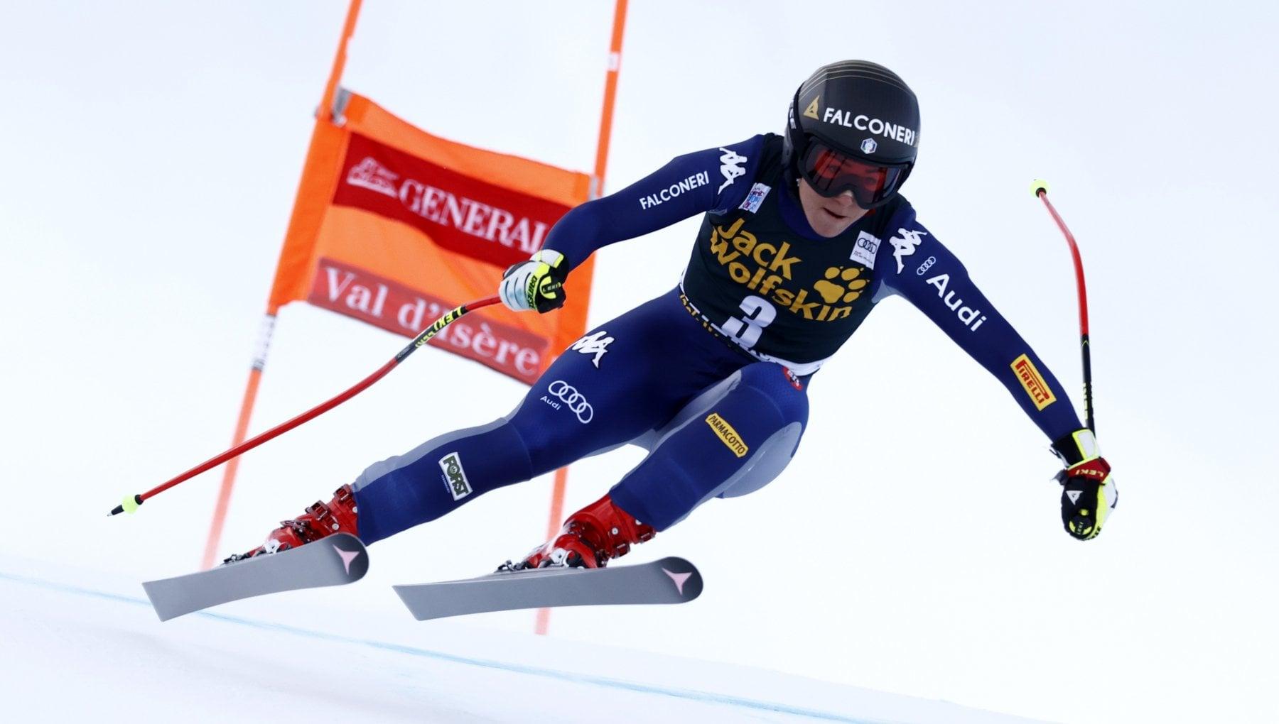 Sci Cdm Sofia Goggia torna a vincere dopo un anno sua la libera in Val dIsere