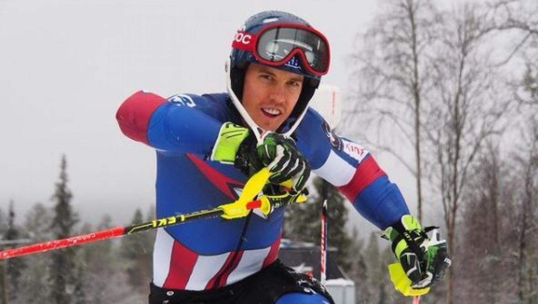 Sci alpino il primo coming out e di Hig Roberts Sono gay lascio la Coppa del mondo per essere felice