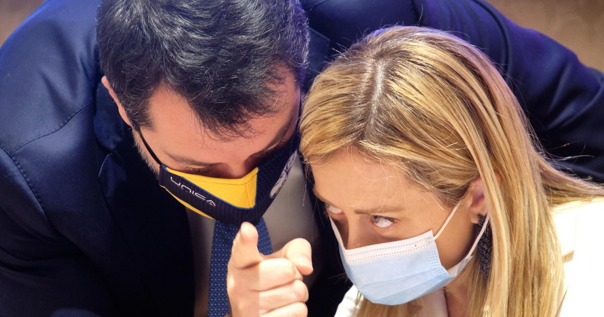 Si al governo demergenza cosa ce dietro limpensabile apertura di Salvini e la rabbia della Meloni