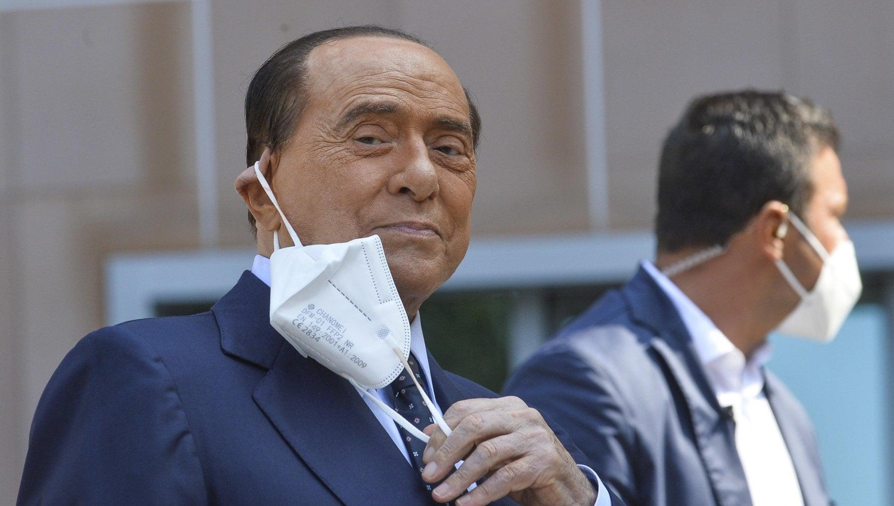 Sul Mes Berlusconi si piega a Salvini. Forza Italia votera No ma cresce linsofferenza tra gli azzurri