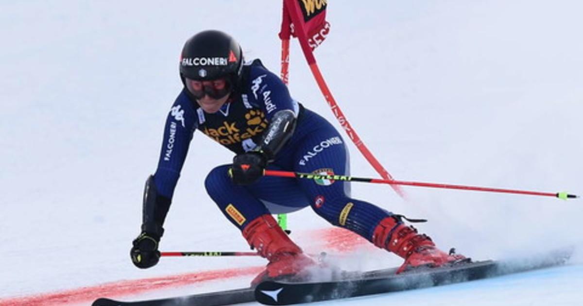 Suter vince discesa in Val dIsere Goggia torna sul podio
