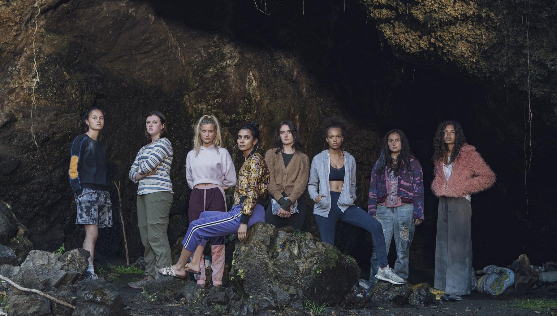 The Wilds tra Lost e Gossip Girl la nuova serie della produttrice di Sex and the city Alle ragazze diciamo in gruppo si vince
