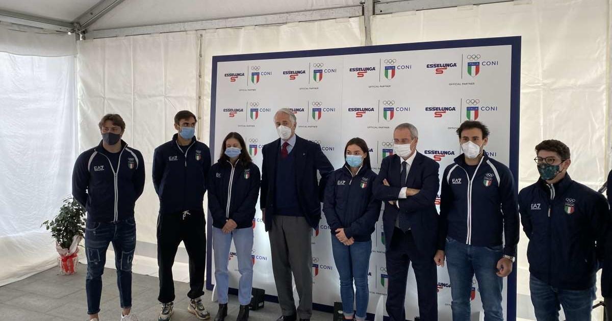 Tokyo2020 Coni ed Esselunga insieme per i Giochi giapponesi