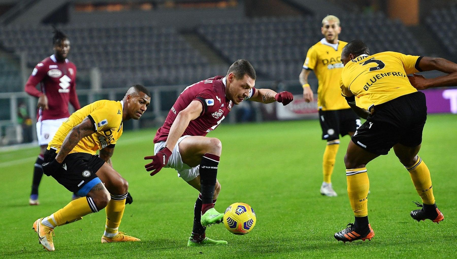 Torino Udinese 2 3 Nestorovski affonda i granata Giampaolo sempre piu a rischio