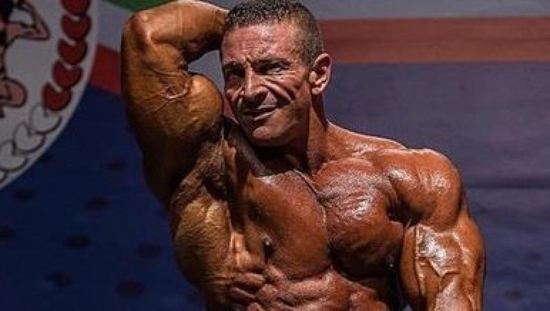 Trovato morto il campione di body building Alberto Clementi