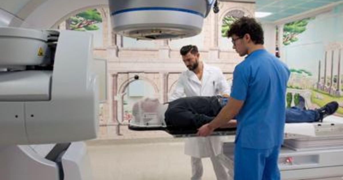 Tumori radioterapia personalizzata sara chirurgia del futuro