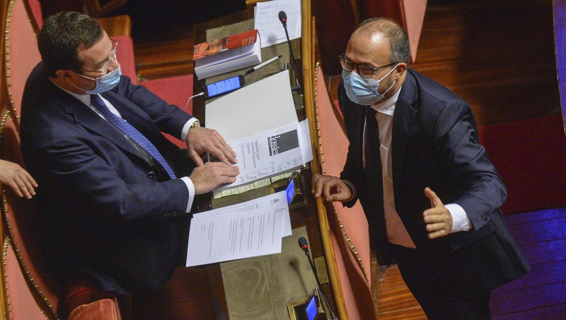 Verifica di governo Faraone Iv Conte ha ammesso gli errori sul Recovery