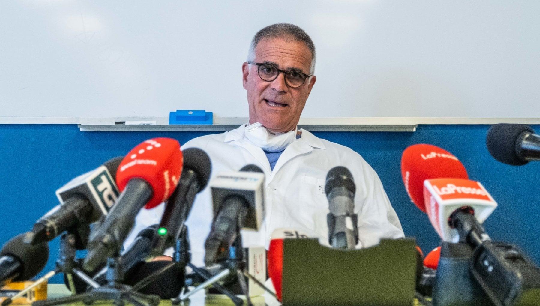 Zangrillo polemica sul tweet Figata salvare vite umane mentre sciacalli che non hanno mai visto un malato sparano cazzate in tv