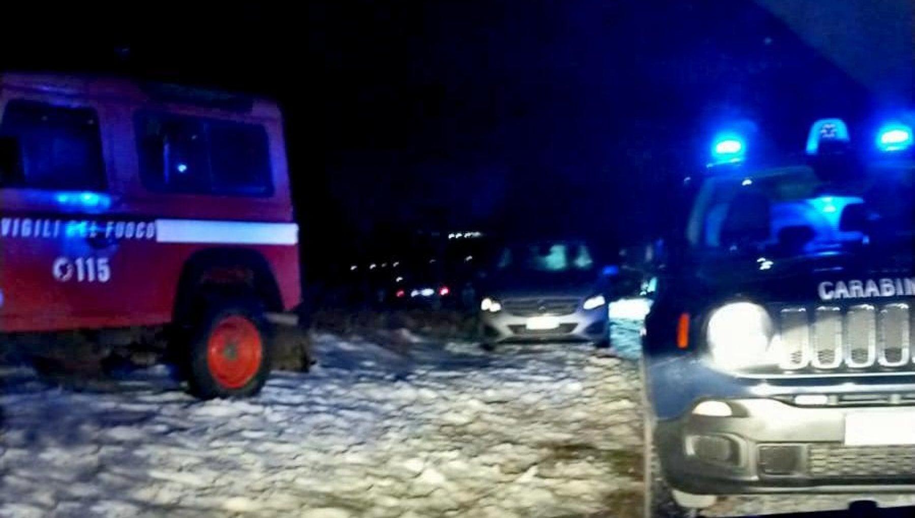 Abruzzo quattro escursionisti dispersi sul Monte Velino