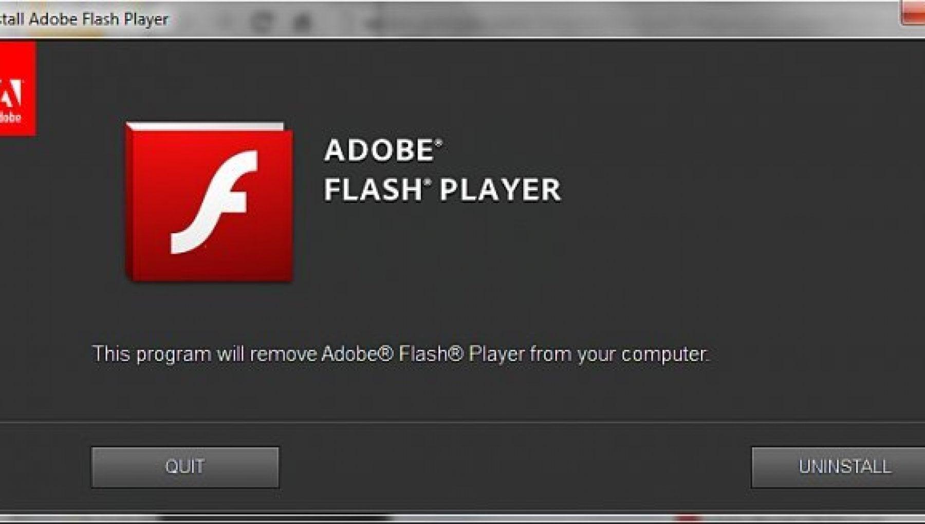 Addio Flash il web ti saluta. Adobe dismette lestensione per sempre