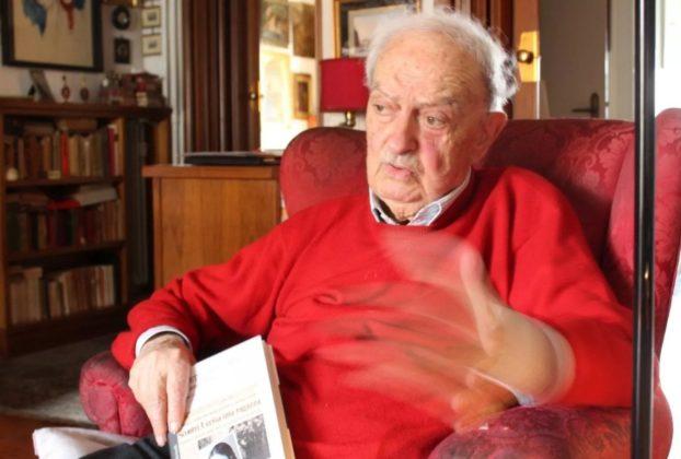 Addio a Emanuele Macaluso storico dirigente comunista