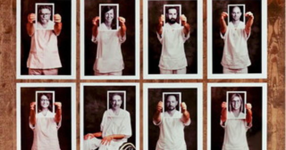 Al via la mostra fotografica virtuale Infermieri a viso aperto