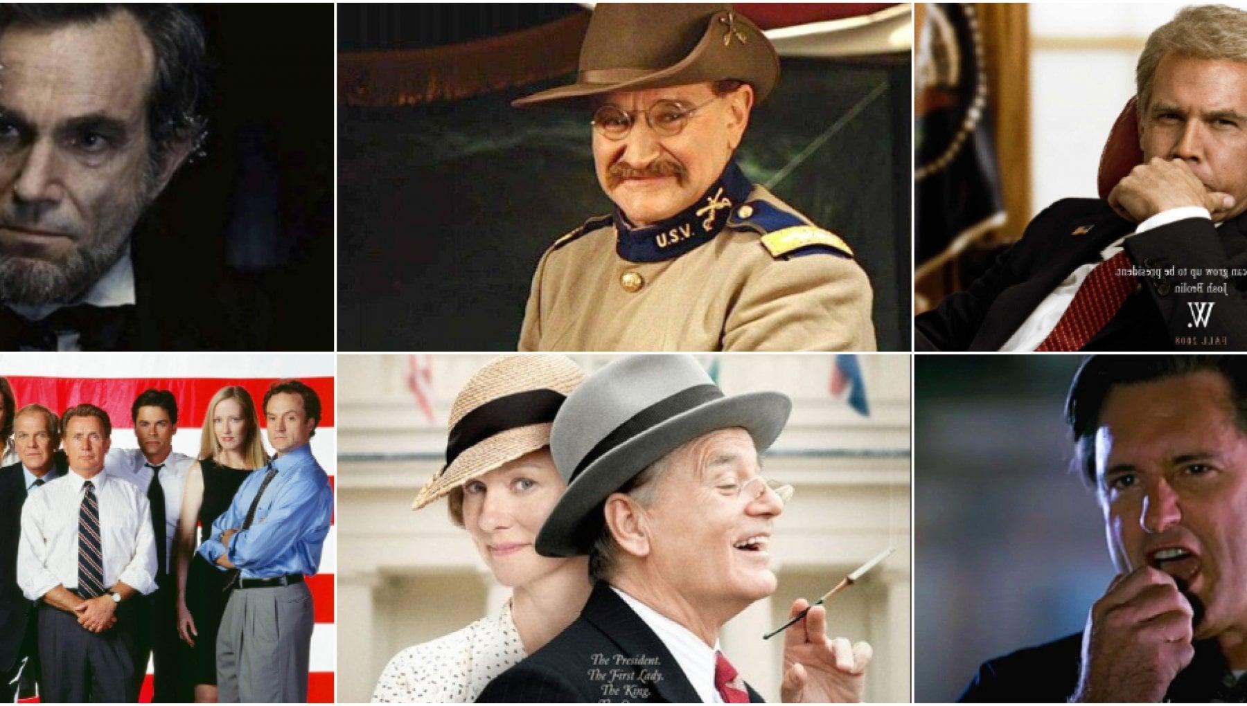 Aspettando Biden da Daniel Day Lewis a Bill Murray dieci presidenti sullo schermo