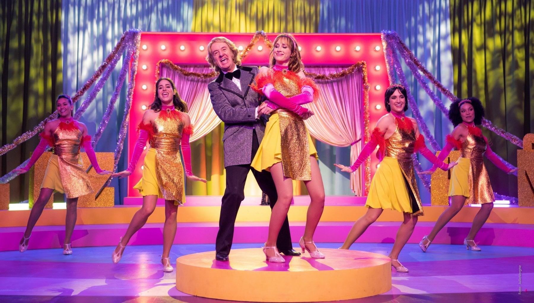 Ballo ballo cosi le canzoni di Raffaella Carra diventano un film