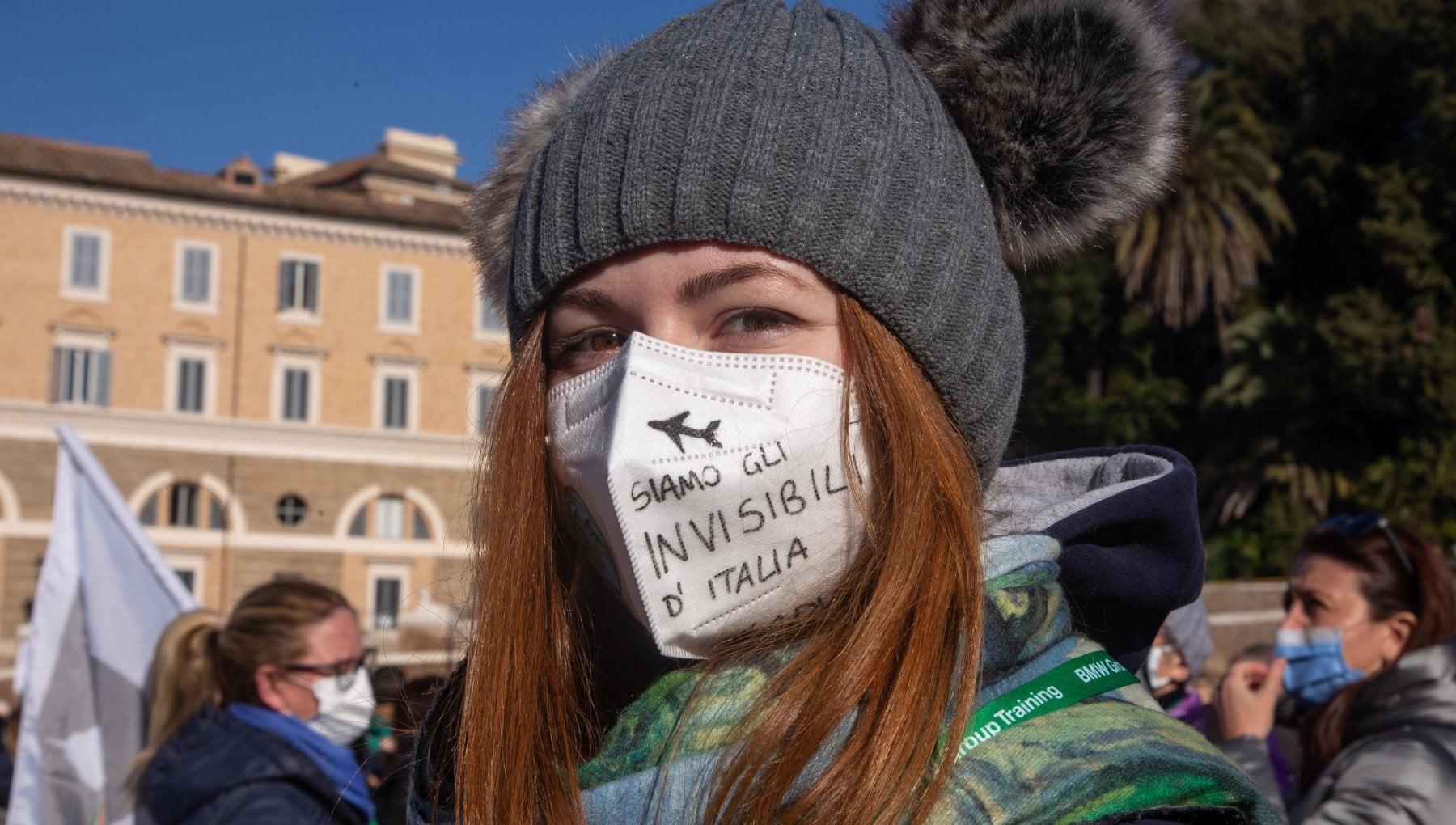 Bankitalia. In autunno e di nuovo crollo turismo a ottobre meno 70 per cento. Impatto pesante sul Pil