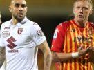 Benevento Torino 2 2 rimonta targata Zaza pari al 93