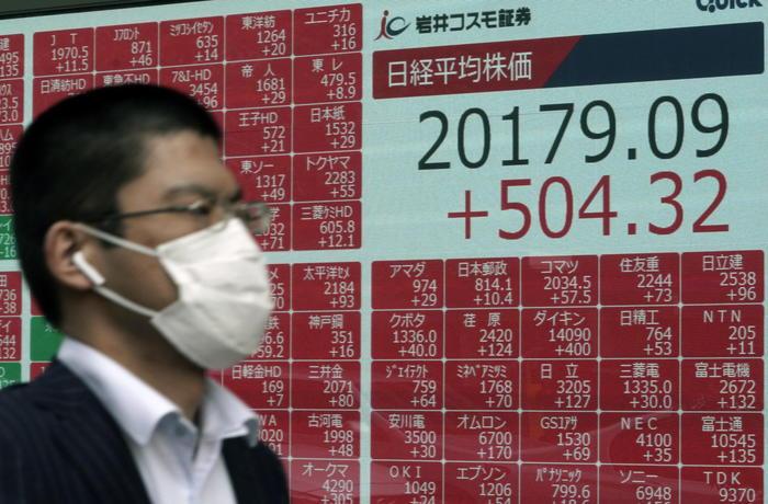 Borsa Asia contrastata attesa Bce e Powell Tokyo 085