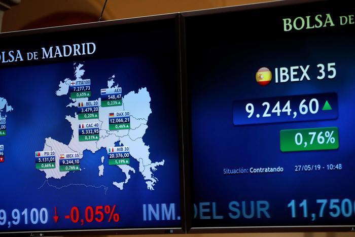 Borsa Europa contrastata dopo verbali Bce Milano 01