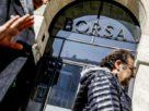 Borsa Milano in perdita 15 in sofferenza le banche