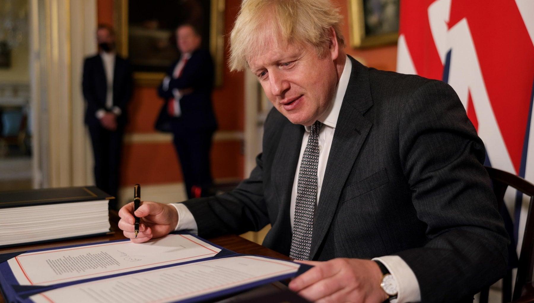Brexit tutti i buchi dellaccordo di Natale sul divorzio dalla Ue