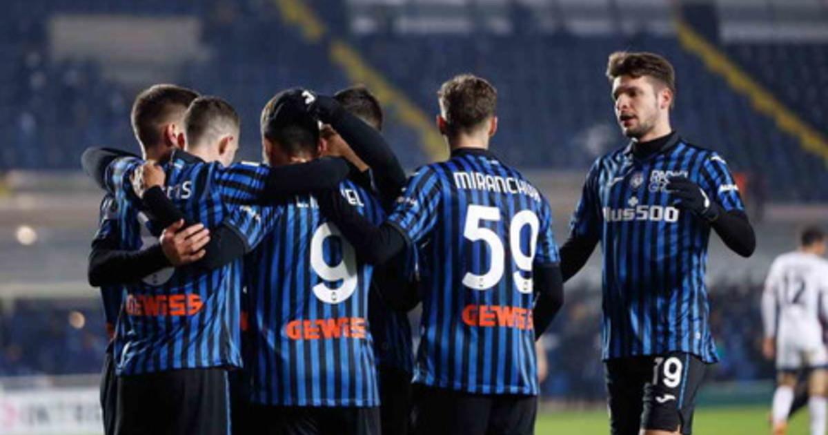 Cagliari battuto 3 1 Atalanta ai quarti di Coppa Italia
