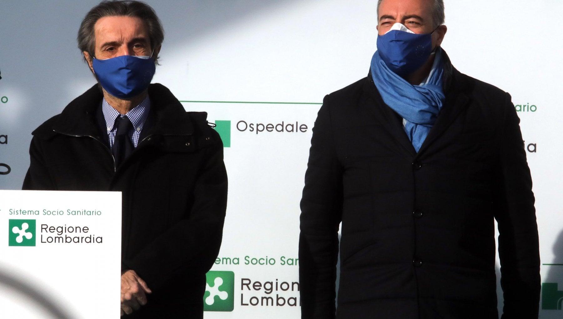 Calabria Emilia e Lombardia verso larancione ecco i dati del monitoraggio