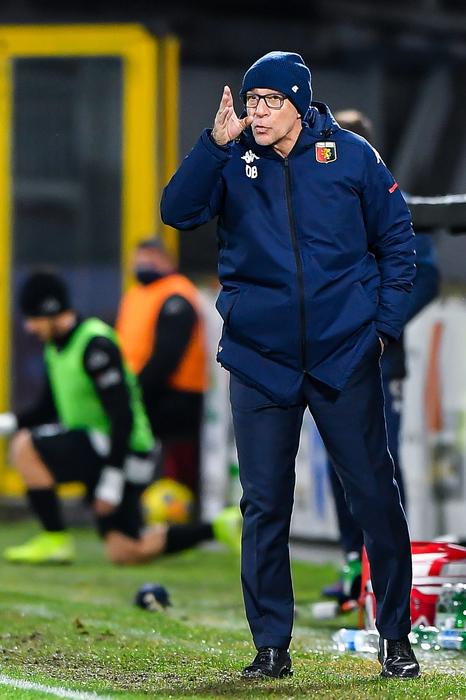 Calcio Genoa Ballardini domani voglio corsa e motivazioni
