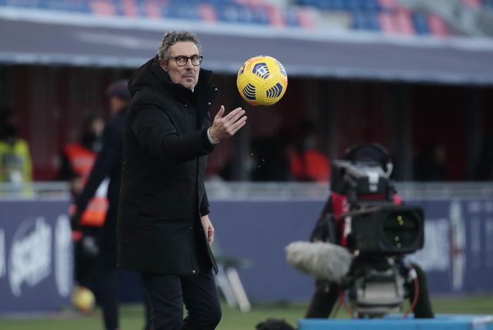 Calcio Gotti Udinese e arrabbiata