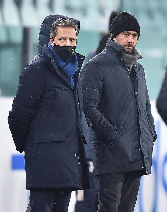 Calcio JuveParatici mercato di opportunitanon necessita
