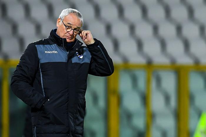 Calcio Ranieri avverte la Sampdoria voglio risposte