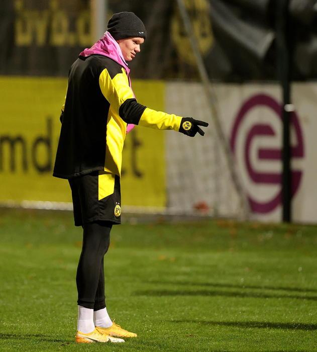 Calcio torna Haaland Borussia prova a uscire dalla crisi