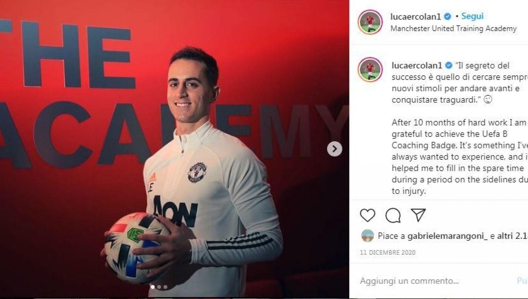 Calciomercato Ercolani Macheda Pellegri ritorno in Italia dopo il giro del mondo