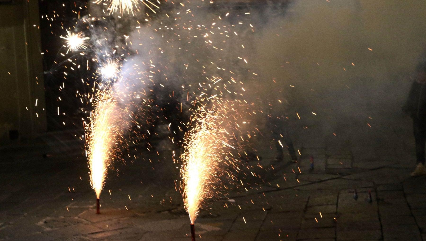 Capodanno con pochi botti un ferito in Sicilia